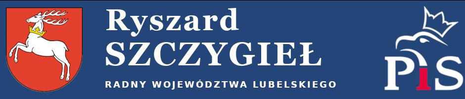 Radny Sejmiku Wojewódzki Ryszard Szczygieł